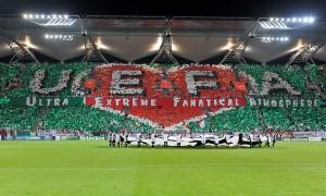 Ultra Extreme Fanatical Atmosphere! - fot. Mishka / Legionisci.com